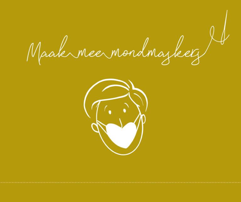 Maak mee mondmaskers